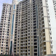 High rise in Mumbai's subdivision of Mulund.