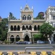 David Sassoon Library in the heart of Mumbai in the Kala Ghoda District.