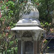 The base of the Ruttonsee Mulji fountain in Mumbai.