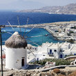 Tourist attractions in Mykonos, Greece