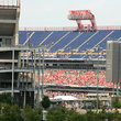LP Field, Home of the Titans, Nashville, Tennessee.