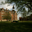 Jubilee Hall at Fisk University, Nashville, Tennessee.