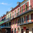Decatur Street in New Orleans.
