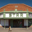Old Star Theater in Bly, Oregon.