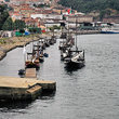 The Douro River at Porto.