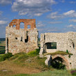 Ruins in the Austrian countryside.