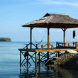 Scene from Togeans Island, Sulawesi.