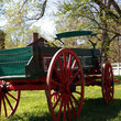 Shaker Carriage in Pleasonton, Kentucky.