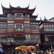 Traditional style architecture in Shanghai.