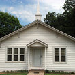 Small church in Washington, Oklahoma.