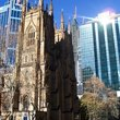 Gothic church in Sydney.