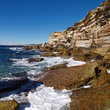 View of Coogee, Sydney.