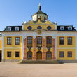 The Castle Belvedere in Weimar, Thuringia.