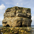The Marsden Rock.