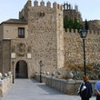 City gate in Toledo.