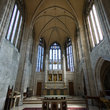 Interior of the University of Toronto.