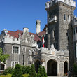 Exterior of Casa Loma in Toronto.