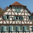 Traditional house in Landstuhl.
