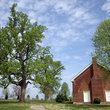 Tulip Grove Church, Old Hickory, Tennessee.