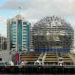 Science World, False Creek, Vancouver.