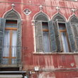 Windows in Venice.