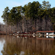 William B. Umstead State Park in North Carolina.