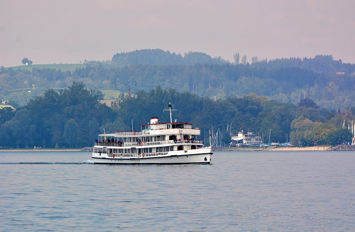Boat Tours of Lake Constance (Bodensee)