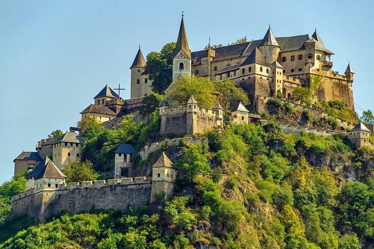 Medieval Burg Hochosterwitz