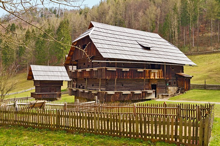 Museo austriaco al aire libre Stuebing