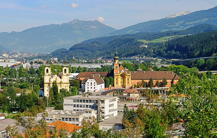 Wilten Parish Church and Basilica