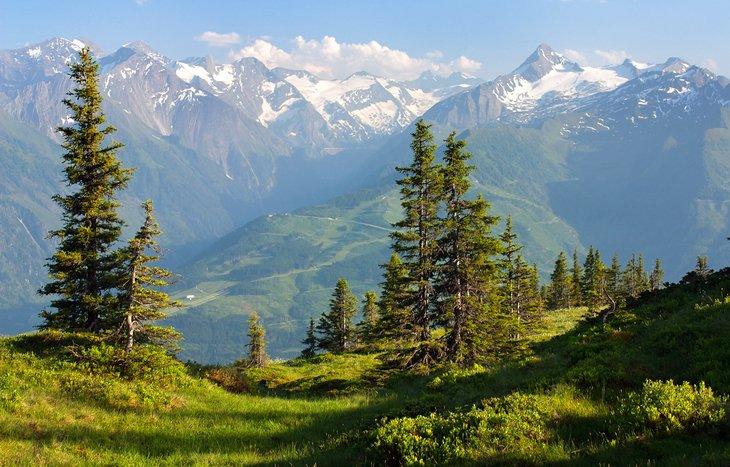 Los Alpes de Kitzbühel: Grosser Galtenberg y Salzachgeier