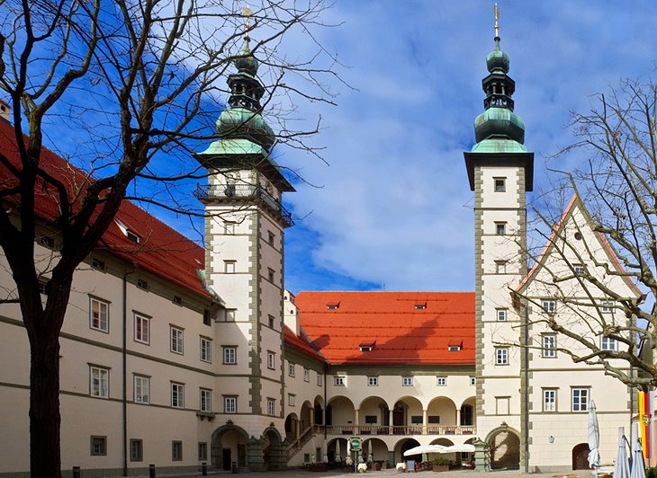 10 Top Tourist Attractions in Klagenfurt Easy Day Trips PlanetWare
