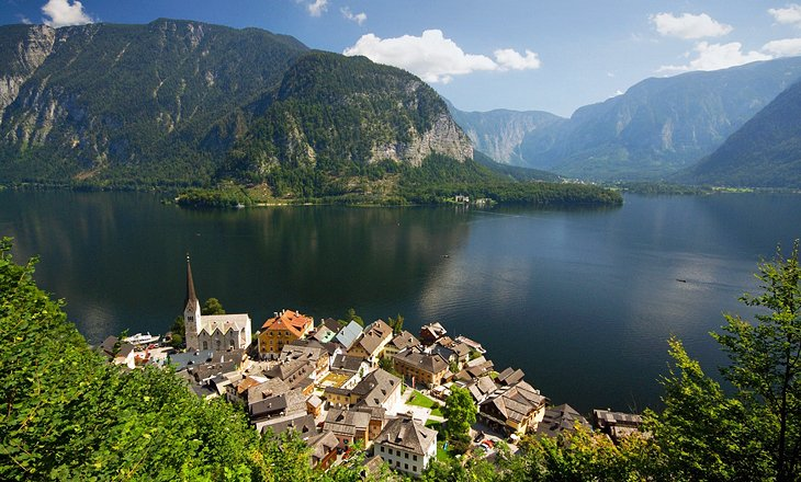 Hallstatt and the Hallstätter See