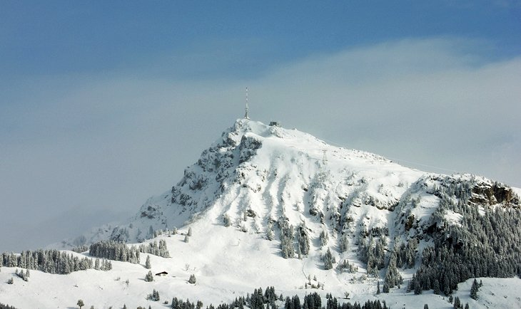 Climb Every Mountain: Kitzbühel