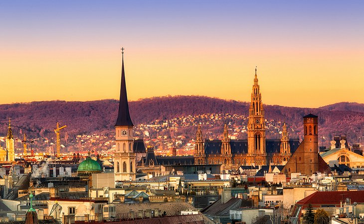 Vienna: Austria's Beautiful Capital City