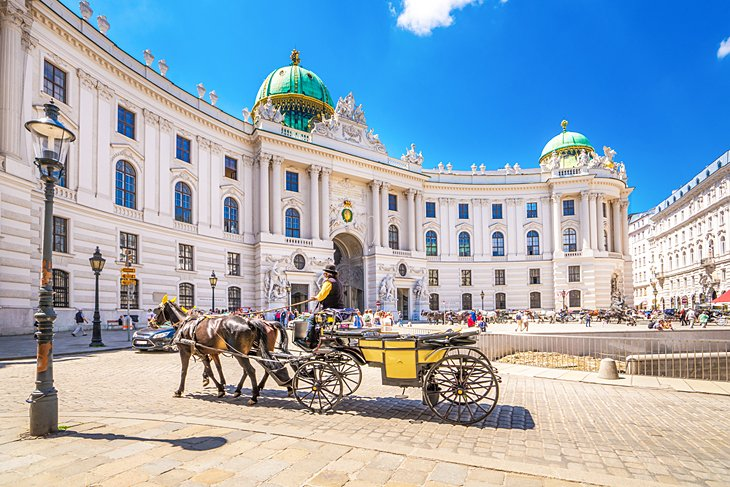 The Hofburg and the Sisi Museum
