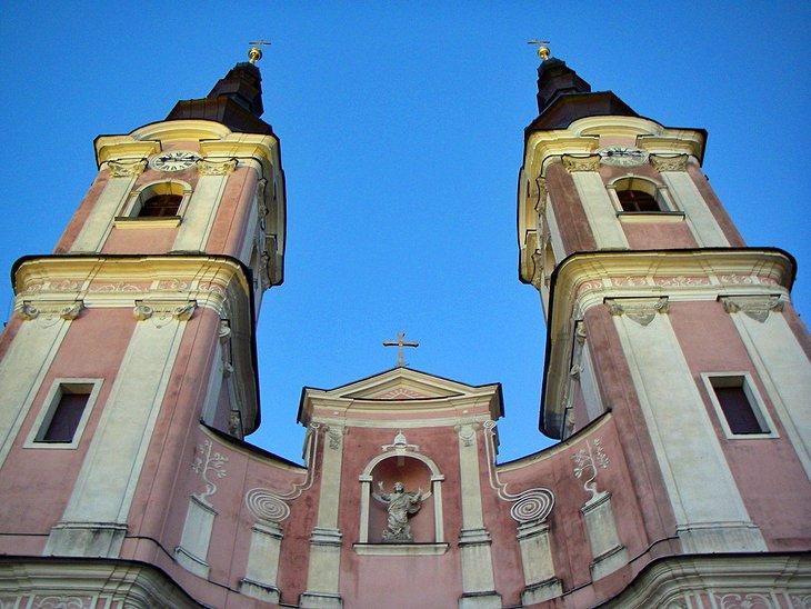 Villach's fine churches