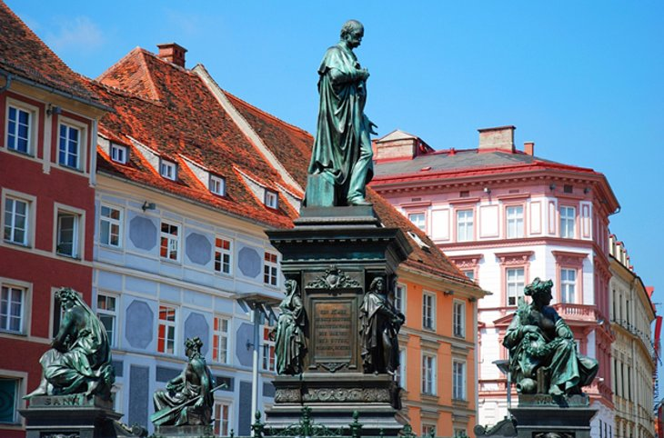 10 Top Tourist Attractions in Graz Easy Day Trips PlanetWare
