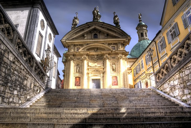 Graz Cathedral and Mausoleum
