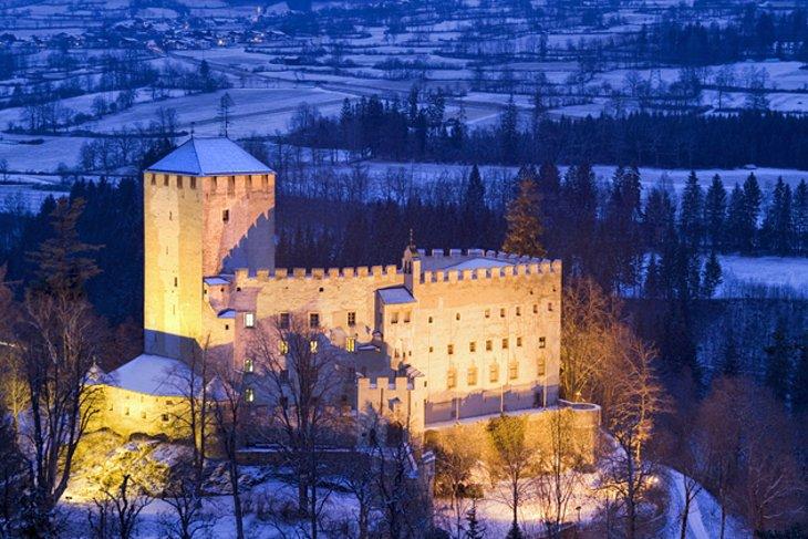 Castillo de Bruck en Lienz