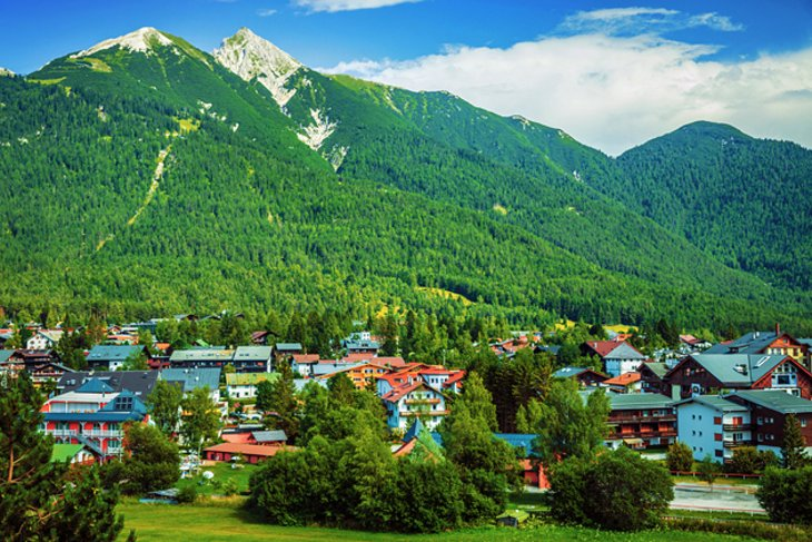 Seefeld: Scenery and Superb Skiing
