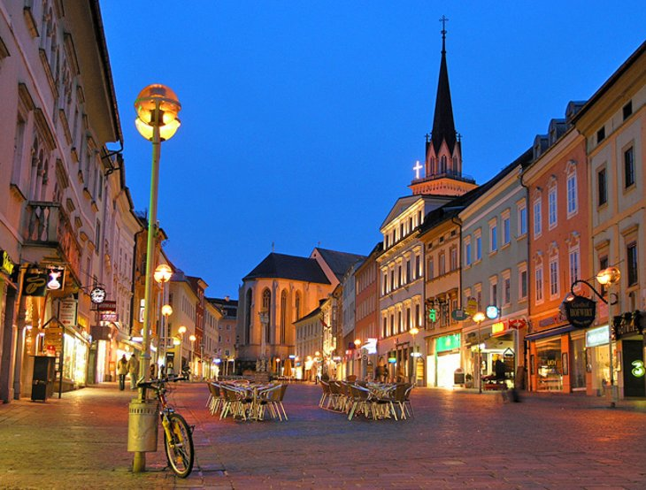 10 Top Tourist Attractions in Villach Easy Day Trips PlanetWare