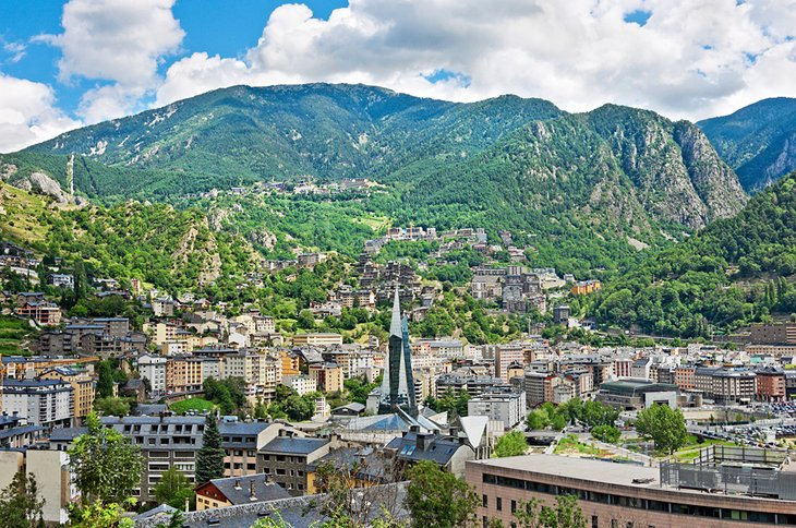 The Capital City: Andorra la Vella
