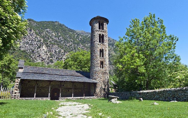 La Iglesia de Santa Coloma