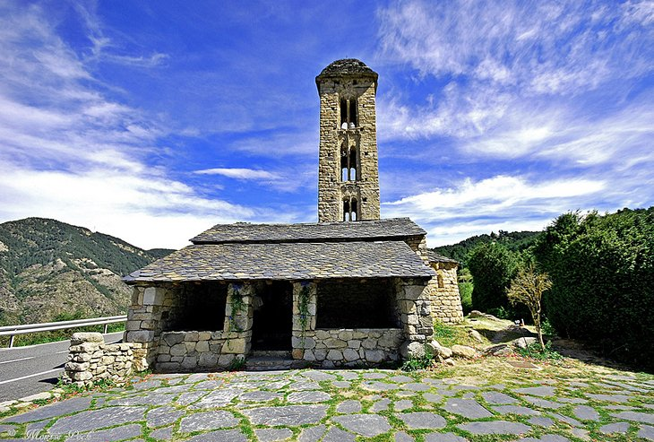 Touring the Valira d'Orient Valley