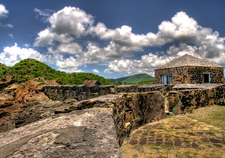 Dockyard National Park, Antigua