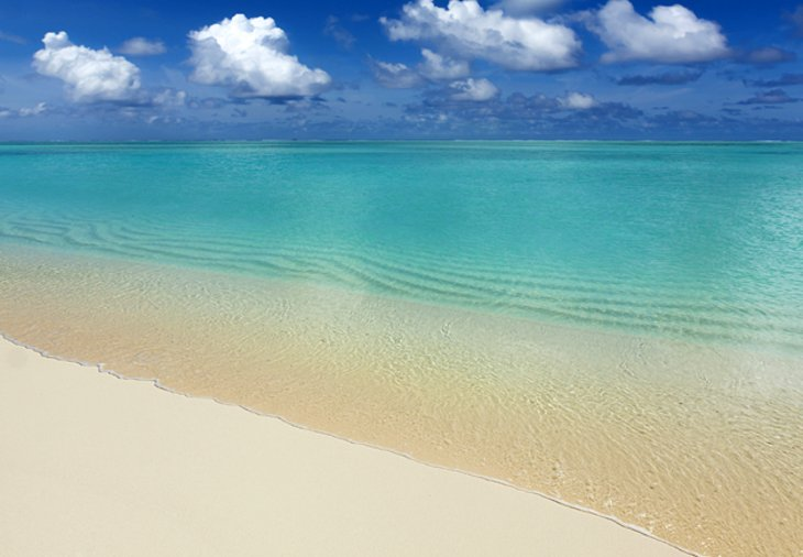 17 Mile Beach, Barbuda