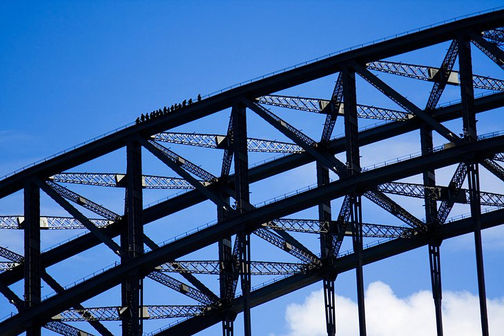 Climb the Sydney Harbor Bridge