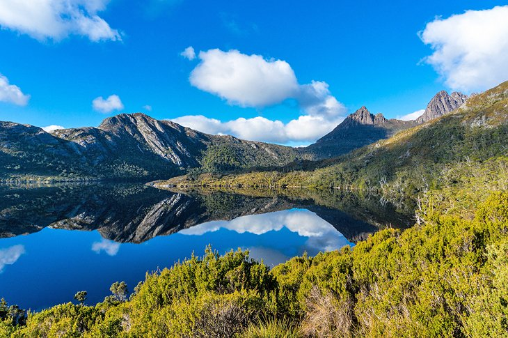 Cradle Mountain-Lake St. Clair National Park, Tasmania