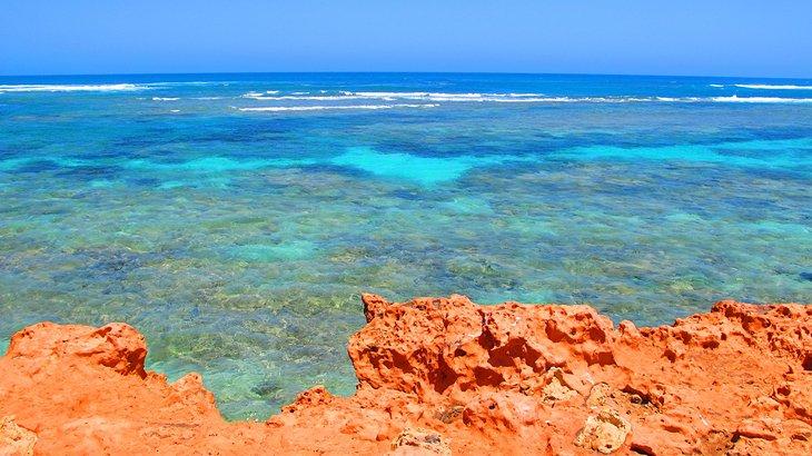 Ningaloo Reef Marine Park, Western Australia